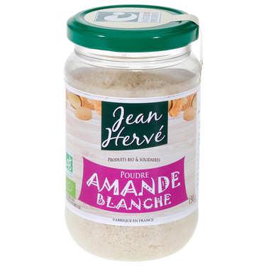 Organic ground almonds