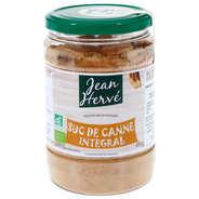 Jean Hervé - Sucanat - Sucre de canne intégral bio