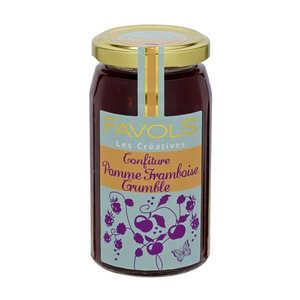 Favols - Apple Raspberry Crumble Jam