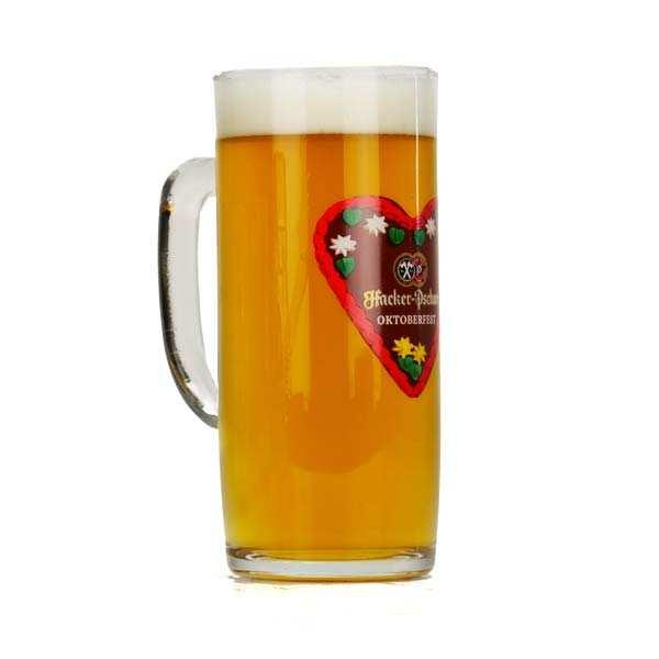 Verre à bière Hacker-Pschorr Oktoberfest