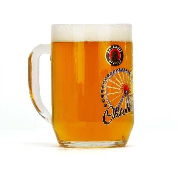 Verre à bière Paulaner Oktoberfest
