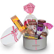 Monbana Chocolatier - The Hat Basket - Gift Box