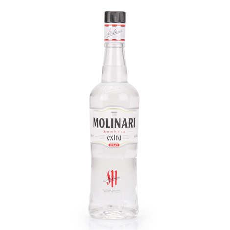 Molinari - Extra Sambuca Molinari Aniseed Liqueur 40%