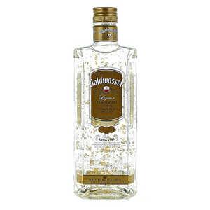Distillerie Der Lachs - Liqueur Danziger Goldwasser aux paillettes d'or 40°