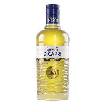 Limoncello di Capri - Limoncello di Capri with its glass 30°