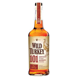 Wild Turkey - Wild Turkey 101 50.5° bourbon du Kentucky