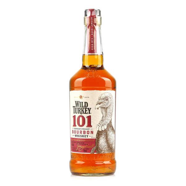 Whisky Wild Turkey 101 50.5° bourbon du Kentucky