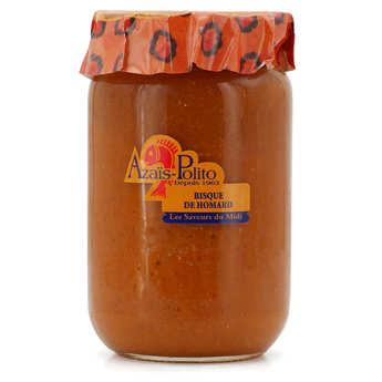 Azaïs-Polito - Bisque de homard