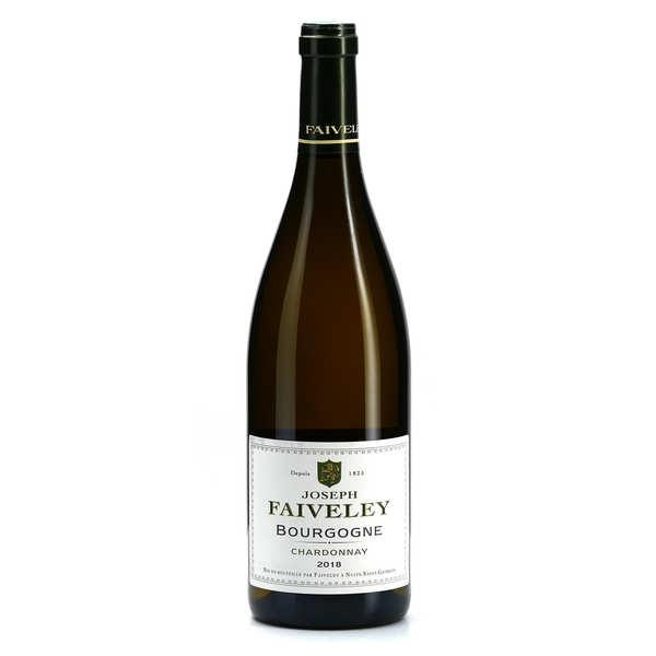 Bourgogne chardonnay faiveley - 2014 - bouteille 75cl