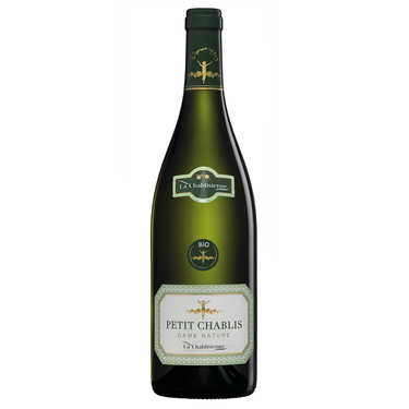 Chablis Dame Nature 2015 - Organic White Wine