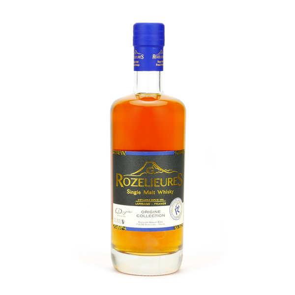Whisky Rozelieures single malt de Lorraine - Collection Origine 40%