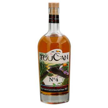 Distillerie Toucan - Toucan Boco N°2 - Rhum épicé de Guyane 40%