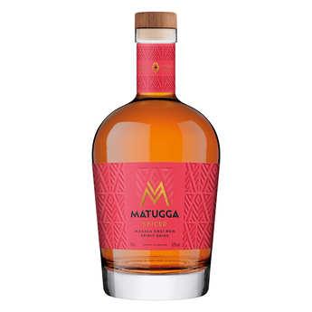 Distillerie Matugga - Matugga - Rhum épicé d'Ouganda 42%
