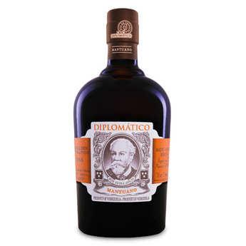 Destilerias Unidas - Mantuano Diplomatico - Rum from Venezuela 40%