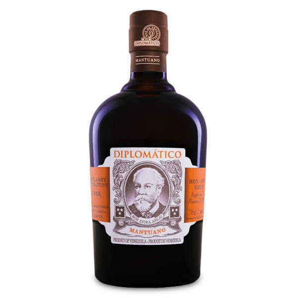Mantuano Diplomatico - Rum from Venezuela 40%