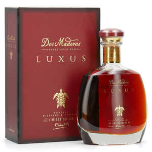Bodegas William & Humbert - Rum Dos Maderas Luxus 10+5 - 15 years old 40%