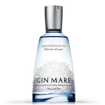Gin Mare - Gin Mare - Gin méditerranéen 42.7%