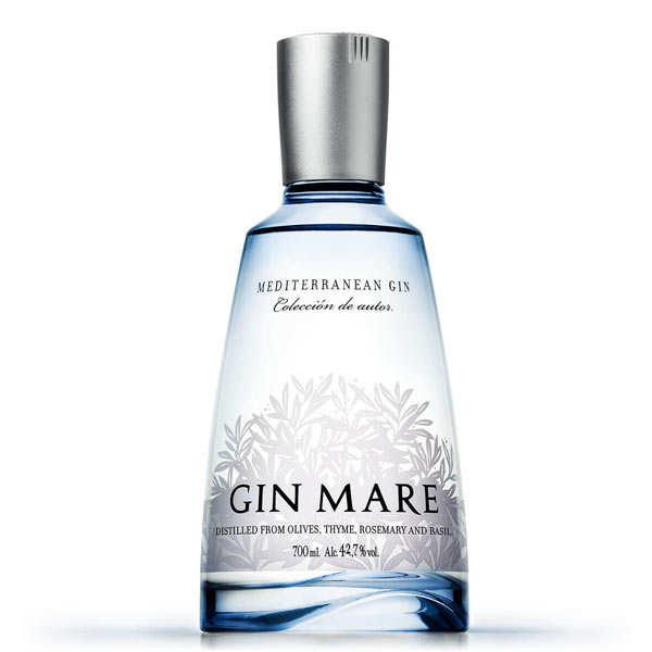 Gin Mare - Gin méditerranéen 42.7%