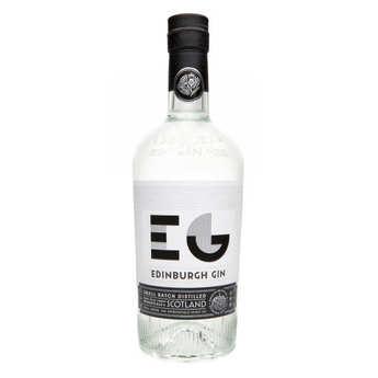 Distillerie Edinburgh Gin - Edinburgh Gin Original - Gin d'Ecosse 43%
