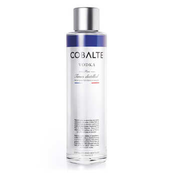 Cobalte - Colbate Vodka from Reims 40%