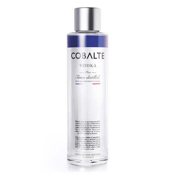Vodka Cobalte de Reims 40%