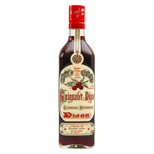 Guignolet from Dijon - Cherry Liqueur 18%