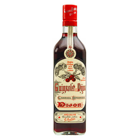 Gabriel Boudier - Guignolet de Dijon - Liqueur de cerises 18%
