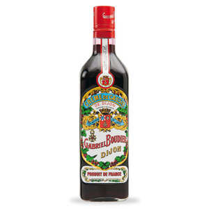 Gabriel Boudier - Blackcurrant Liqueur from Dijon 20%