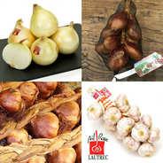 BienManger.com - smoked garlic from Arleux IGP