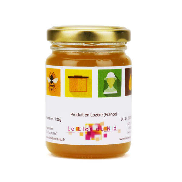 Heather Honey from Lozère - Solidarity Honey