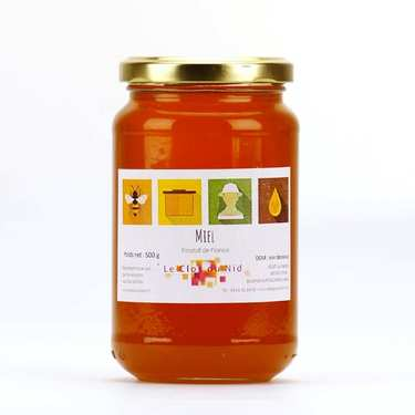 Miel de montagne de Lozère - Miel Solidaire