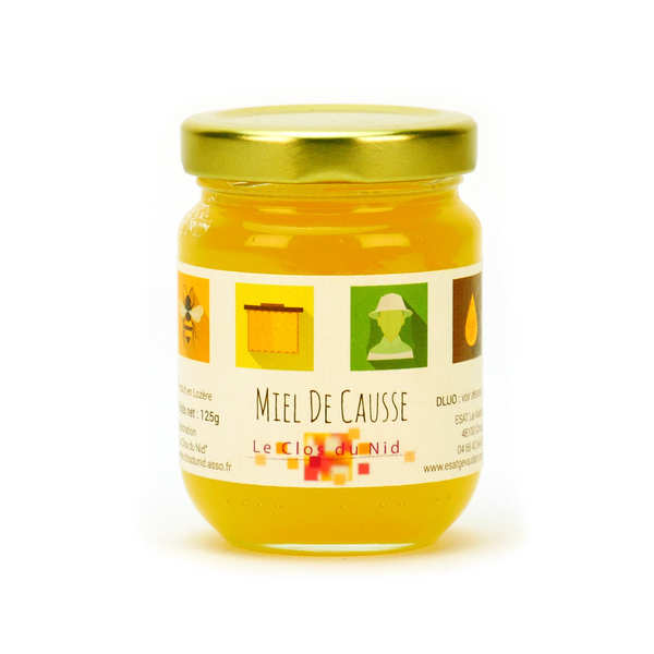 Honey from Causse de Sauveterre - Solidarity Honey