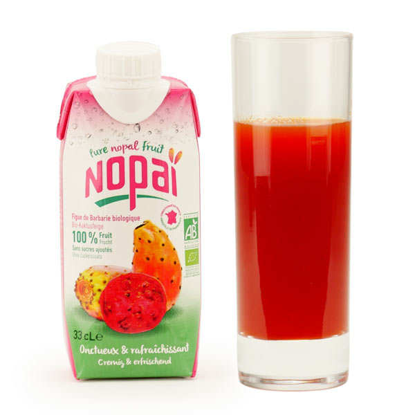 Nopai Organic Barbary Fig Drink