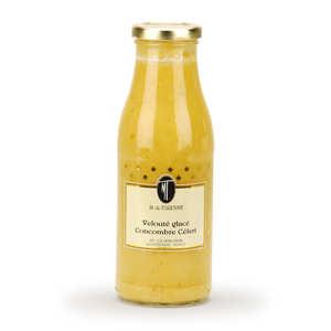 M. de Turenne - Iced Cucumber Celery Cream