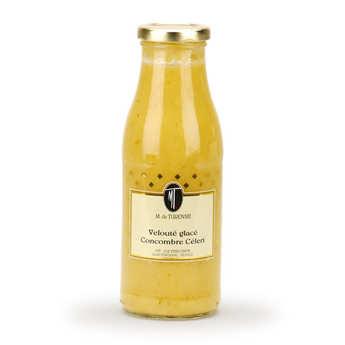 M. de Turenne - Velouté glacé Concombre Céleri
