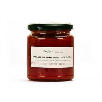 Paglione - Organic mashed tomato Passata Contadina