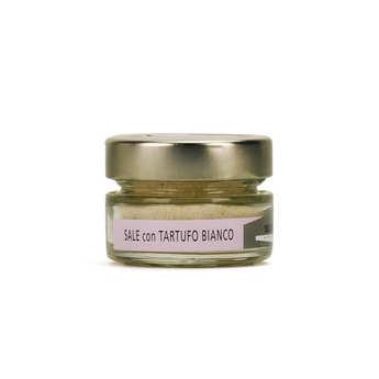 Tartufi Ponzio - Salt of withe truffle from Alba
