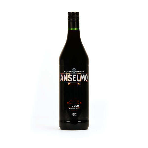 Anselmo Red Vermouth 17%