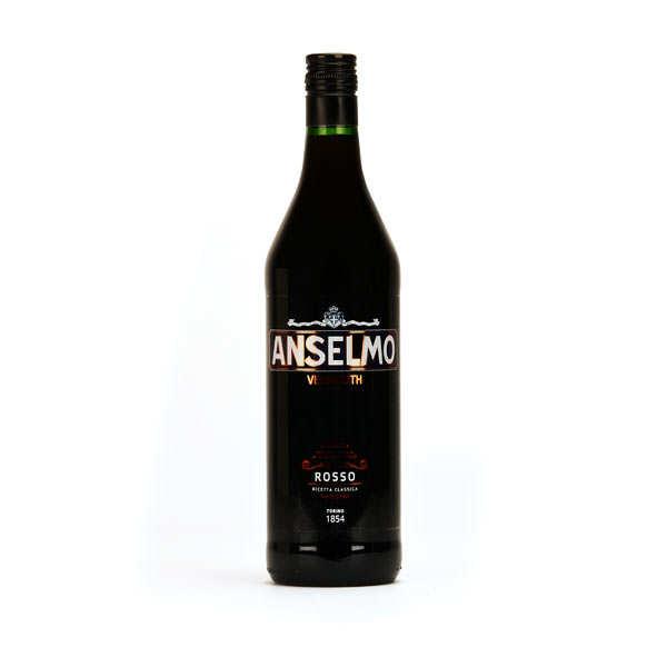 Vermouth artisanal italien Anselmo rouge 17%