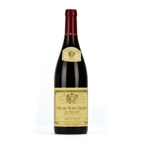 Louis Jadot - Côte de Nuits Villages Le Vaucrain - Red Wine