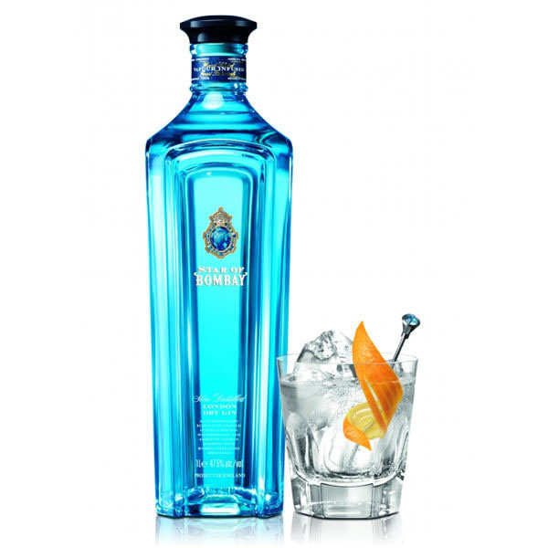 Star of Bombay - Dry Gin 47.5%
