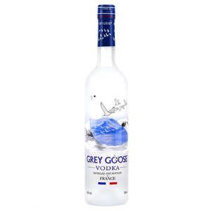 Grey Goose - Grey Goose Original with its Stirrers - Vodka 40%