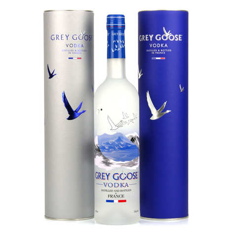 Grey Goose - Grey Goose Original with its Stirrers - Vodka 40%
