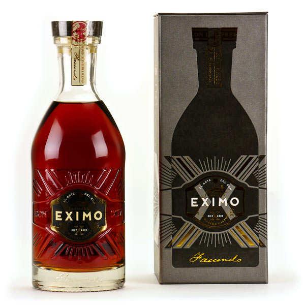 Facundo Eximo - Rum 40%
