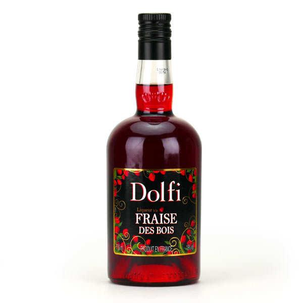 Dolfi - liqueur à la fraise des bois - 18%