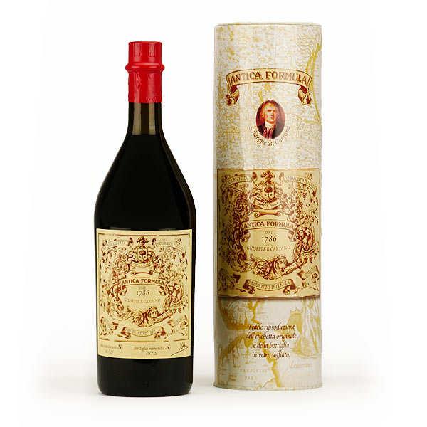 Vermouth Carpano Antica Formula - Boîte métal 16.5%