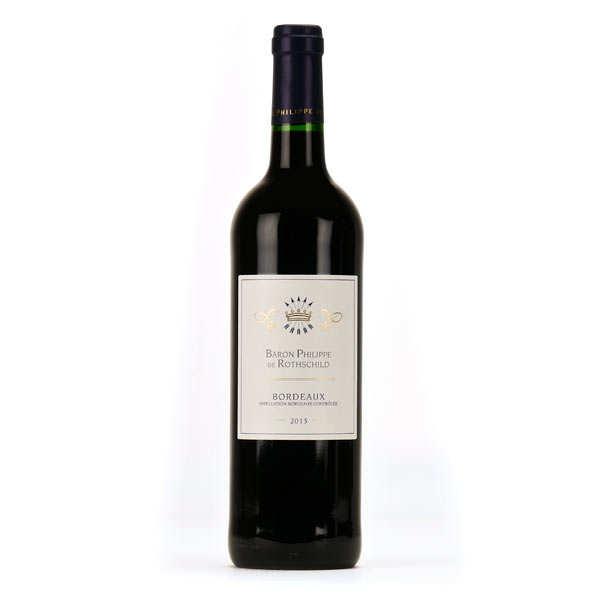 Bordeaux Baron Philippe de Rothschild - AOC Rouge
