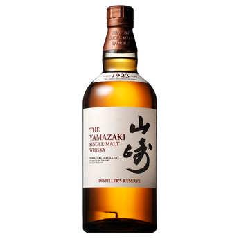 Suntory - The Yamazaki Single Malt Whisky - Distiller's Reserve