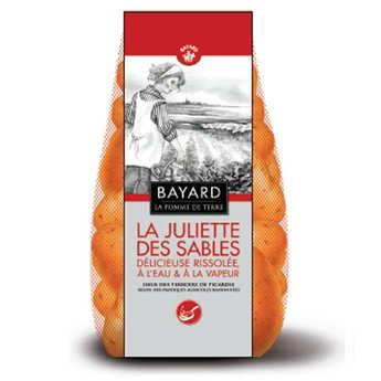 Bayard - Pommes de terre Juliette des Sables de la Baie de Somme