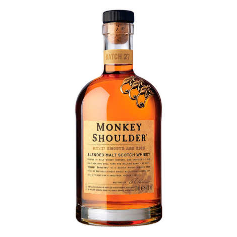 William Grant & Sons - Triple Malt Scotch Whisky - Monkey Shoulder - 40%